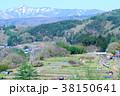 浅間山 里山 風景の写真 38150641