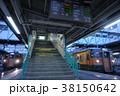 高崎駅 電車 ホームの写真 38150642
