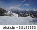 鹿島槍スキー場コース5からの風景 38152353