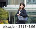 就職活動 ビジネスウーマン 仕事の写真 38154366