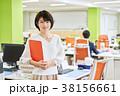 女性 ビジネスウーマン ビジネスの写真 38156661