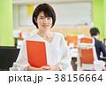 女性 ビジネスウーマン ビジネスの写真 38156664