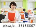 女性 ビジネスウーマン ビジネスの写真 38156667