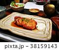 Crispy Fried Chicken With Tartar Sauce 38159143