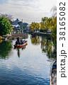 柳川 川下り 観光の写真 38165082