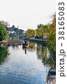 柳川 川下り 観光の写真 38165083