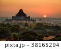 バガン ビルマ ミャンマーの写真 38165294