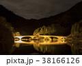 碓氷湖ライトアップ02 38166126