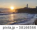 海 銚子 犬吠埼灯台の写真 38166566