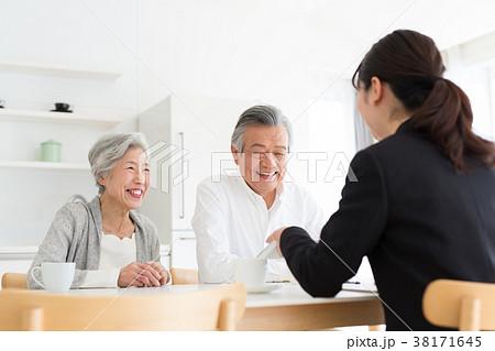 相談 シニア 保険 介護 相続 資産運用 38171645