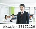 男性 女性 ビジネスマンの写真 38172129