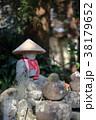 地蔵 石仏 仏像の写真 38179652
