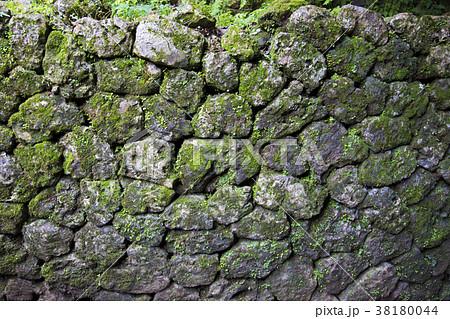 岩 テクスチャ 苔 38180044