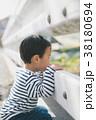 子供 人物 幼児の写真 38180694