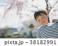子供 人物 男の子の写真 38182991