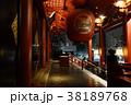 夜の浅草寺 38189768
