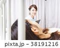 女性 看護師 患者の写真 38191216