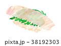 すしシリーズ・エンガワ 38192303