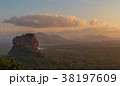 Sunrise on the summit of Haleakala on the Hawaiian 38197609