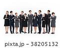 ビジネスマン 女性 同僚の写真 38205132