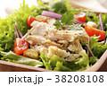 サラダ 鶏肉 ささみの写真 38208108