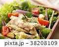 サラダ 鶏肉 ささみの写真 38208109
