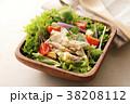 サラダ 鶏肉 ささみの写真 38208112