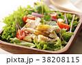 サラダ 鶏肉 ささみの写真 38208115