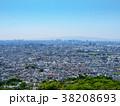 空 青空 都市の写真 38208693
