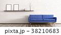 Interior of modern living room 3d rendering 38210683