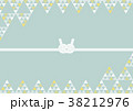 水引 和柄 熨斗紙のイラスト 38212976
