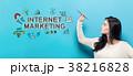 インターネット ビジネス 商売の写真 38216828