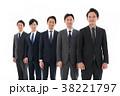 ビジネス ビジネスマン 男性の写真 38221797