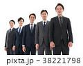 ビジネス ビジネスマン 男性の写真 38221798