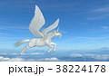 cg 天馬 ペガサスのイラスト 38224178