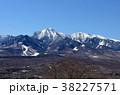 冬の八ヶ岳 38227571