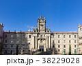 サンティアゴ・デ・コンポステーラ サンティアゴ デの写真 38229028