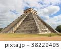 チチェンイツァのピラミッド 世界遺産 メキシコ 38229495