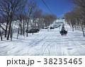 スキー場 38235465