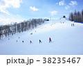 スキー場 38235467
