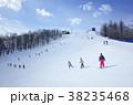 スキー場 38235468