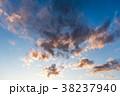 夕時の雲 38237940