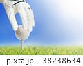 GOLF ゴルフ ボールの写真 38238634