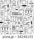 パターン 柄 模様のイラスト 38246155