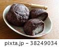 おはぎ ぼたもち 和菓子の写真 38249034