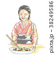 小料理屋の女将さん 38249586