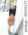 女性 若い ポートレートの写真 38250172