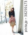 女性 若い ポートレートの写真 38250173