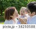 ライフスタイル 家族 赤ちゃんの写真 38250588