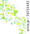 水彩 模様 壁紙のイラスト 38254485